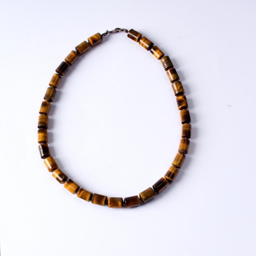 Strieborný náhrdelnik Lujza