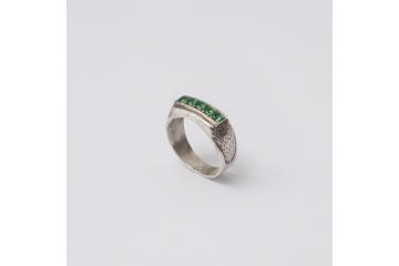 Retro prsteň Ag 925 Miša