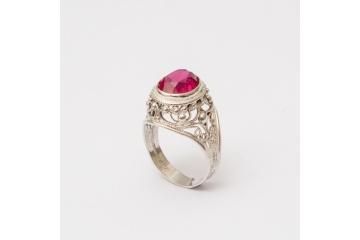 Retro prsteň Ag 835 Xaver